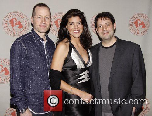 Tim Hopper, Sheila Tapia and Steve Rosen Opening...