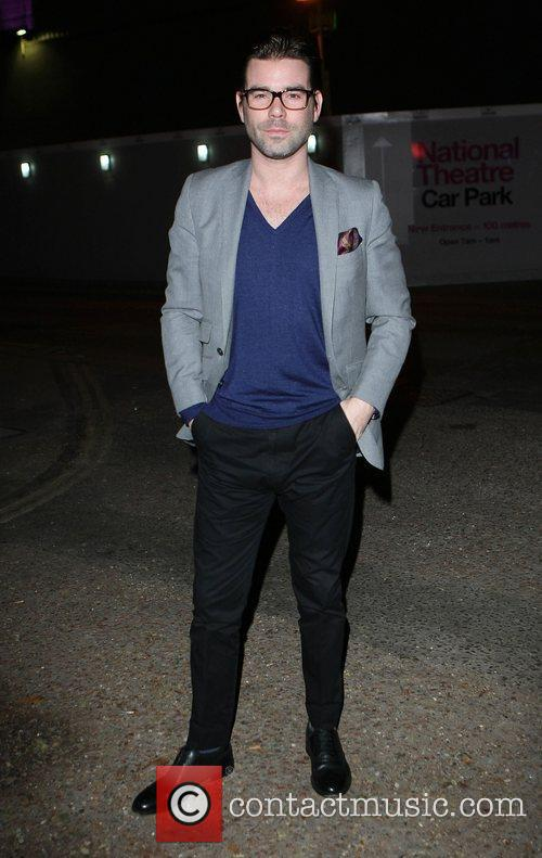 David Berry 'Crazy Horse London: Forever Crazy' at...