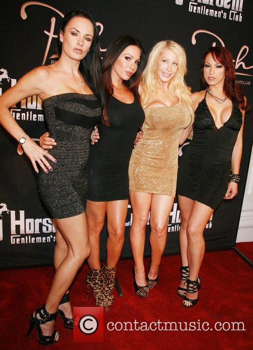 Alektra Blue, Kirsten Price, Candy Manson and Nicki...