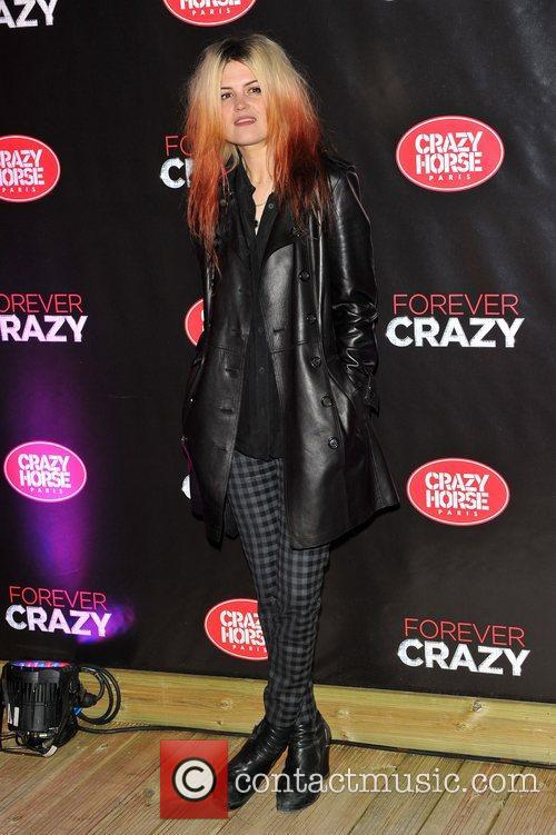 Alison Mosshart Crazy Horse Premiere held on London's...