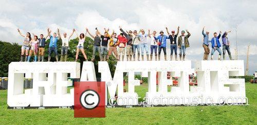 Atmosphere Creamfields 2012 - Day One Cheshire, England