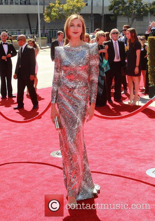 Brenda Strong 2012 Creative Arts Emmy Awards, held...
