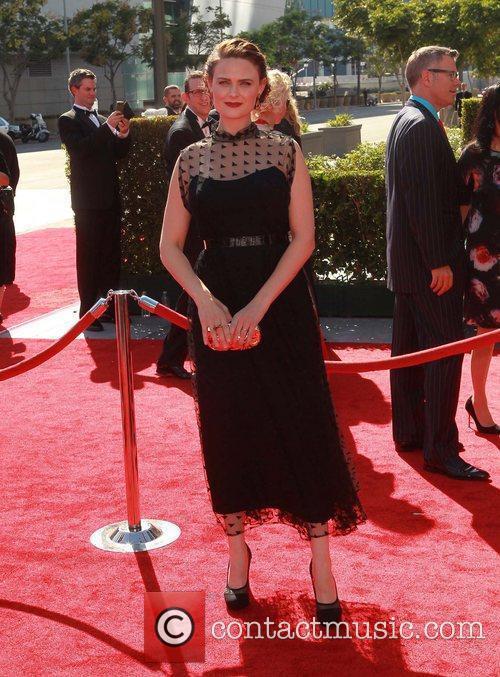 Emily Deschanel 2012 Creative Arts Emmy Awards, held...