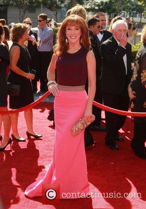 Kathy Griffin 2012 Creative Arts Emmy Awards, held...