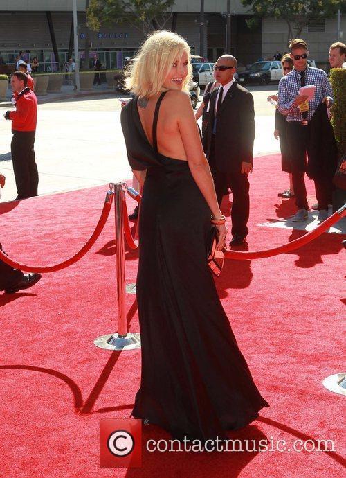 Malin Akerman 2012 Creative Arts Emmy Awards, held...