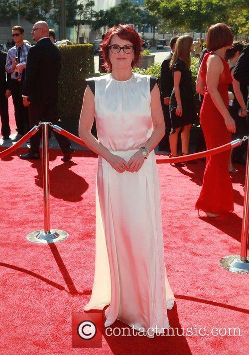 Megan Mullally and Emmy Awards 2
