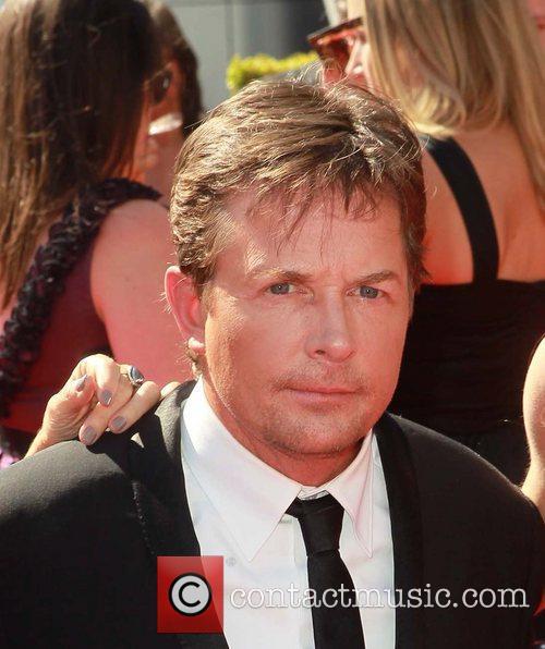 Michael J. Fox 2012 Creative Arts Emmy Awards,...