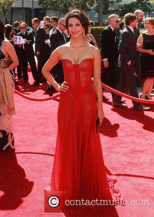 Morena Baccarin 2012 Creative Arts Emmy Awards, held...