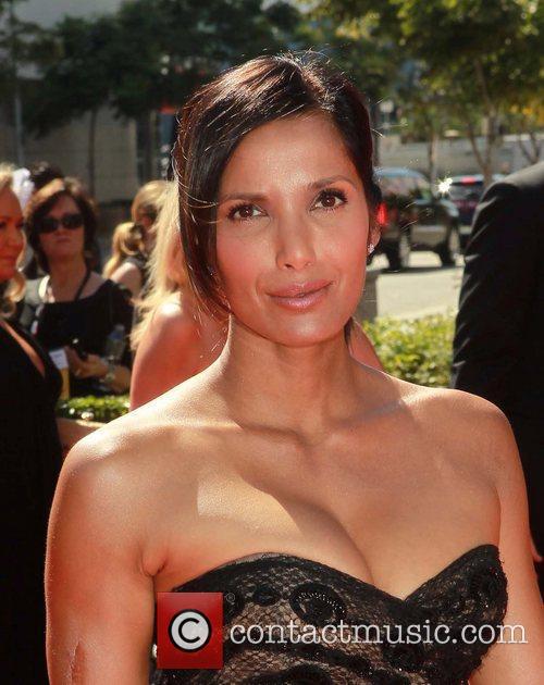 Padma Lakshmi 2012 Creative Arts Emmy Awards, held...