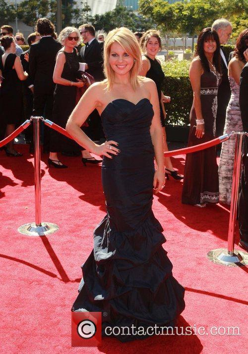 Candace Cameron Bure 2012 Creative Arts Emmy Awards,...