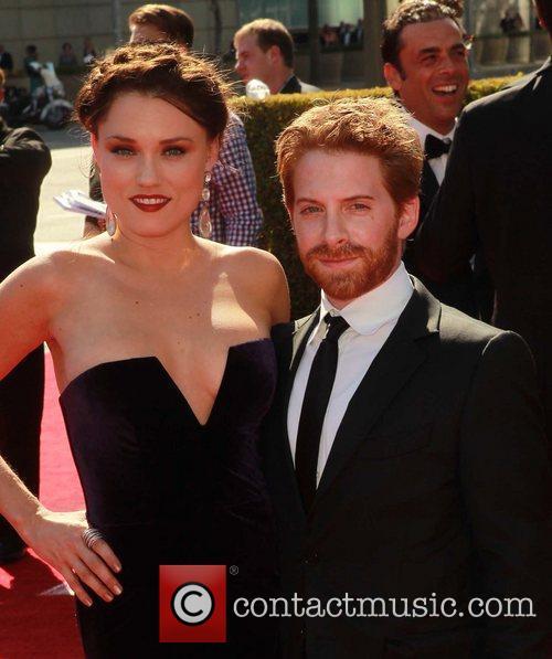 Clare Grant, Seth Green 2012 Creative Arts Emmy...