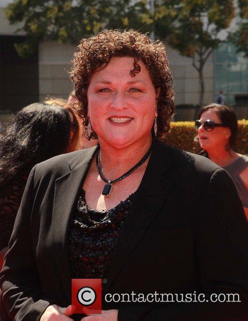 Dot Marie Jones 2012 Creative Arts Emmy Awards,...