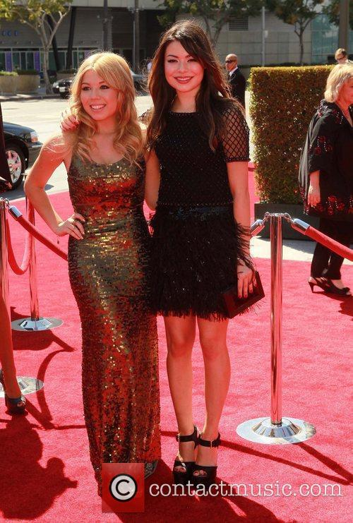Jennette Mccurdy, Miranda Cosgrove and Emmy Awards 1