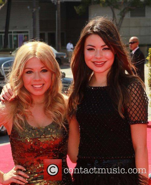 Jennette Mccurdy, Miranda Cosgrove and Emmy Awards 2
