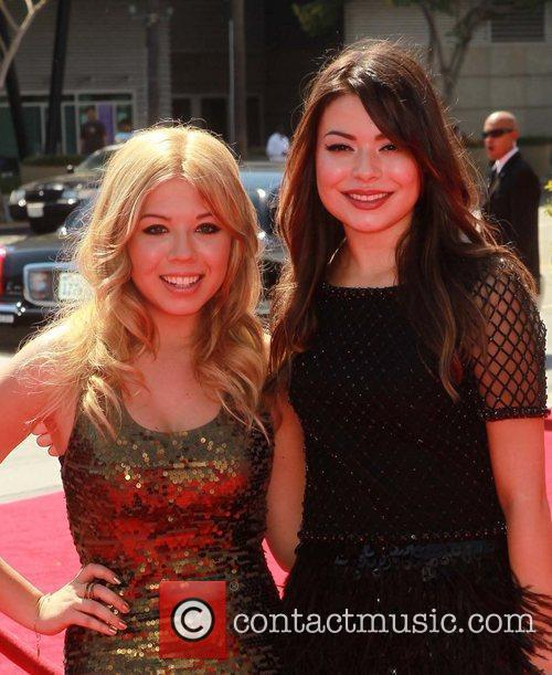 McCurdy and former iCarly co-star Miranda Cosgrove