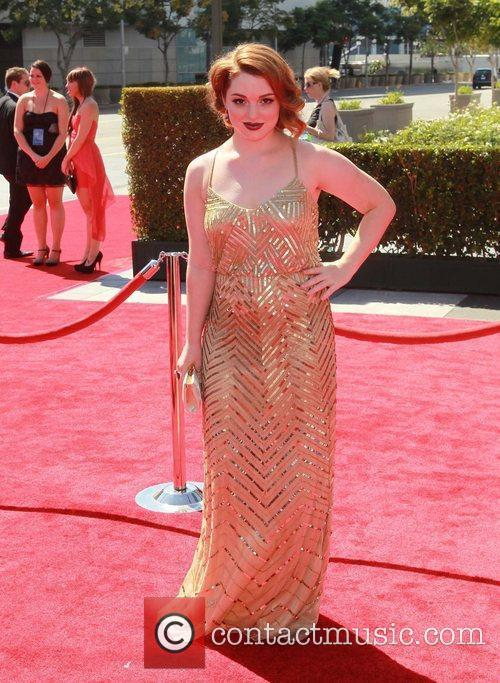 Jennifer Stone 2012 Creative Arts Emmy Awards, held...
