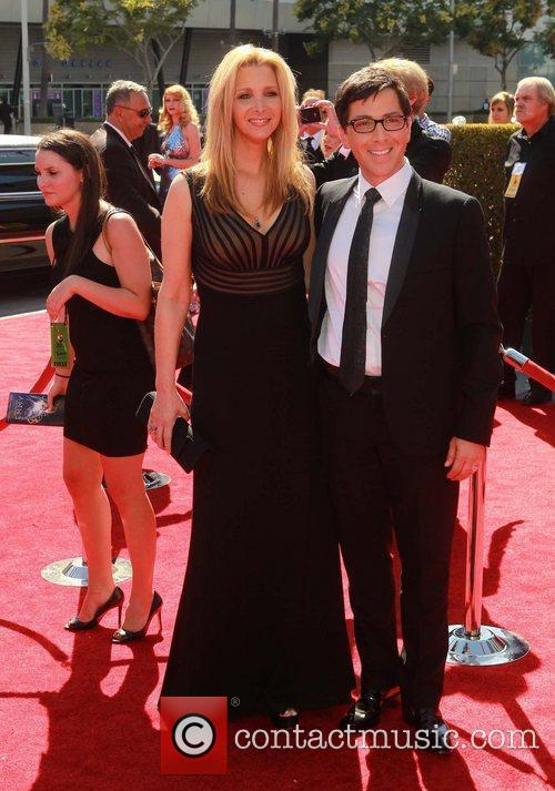 Lisa Kudrow, Dan Bucatinsky and Emmy Awards 5
