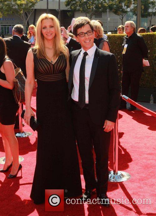 Lisa Kudrow, Dan Bucatinsky and Emmy Awards 6