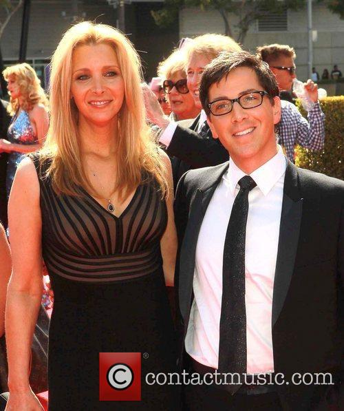 Lisa Kudrow, Dan Bucatinsky and Emmy Awards 4