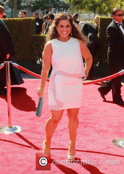 Marissa Jaret Winokur 2012 Creative Arts Emmy Awards,...