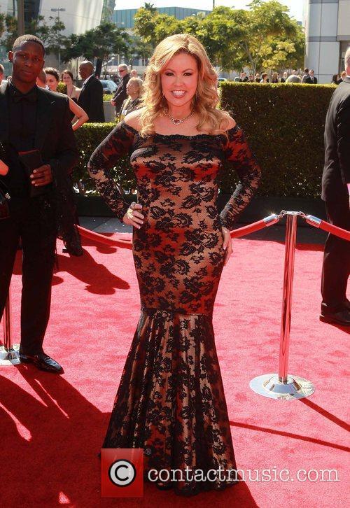 Mary Murphy 2012 Creative Arts Emmy Awards, held...