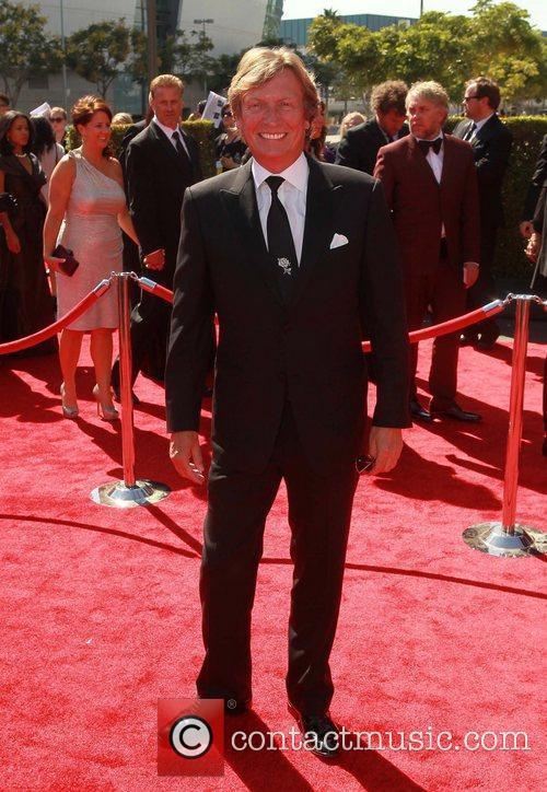 Nigel Lythgoe 2012 Creative Arts Emmy Awards, held...