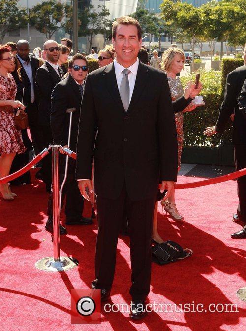 Rob Riggle 2012 Creative Arts Emmy Awards, held...