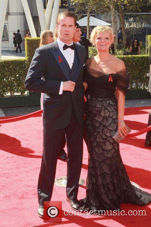 Garret Dillahunt, Martha Plimpton and Emmy Awards 1
