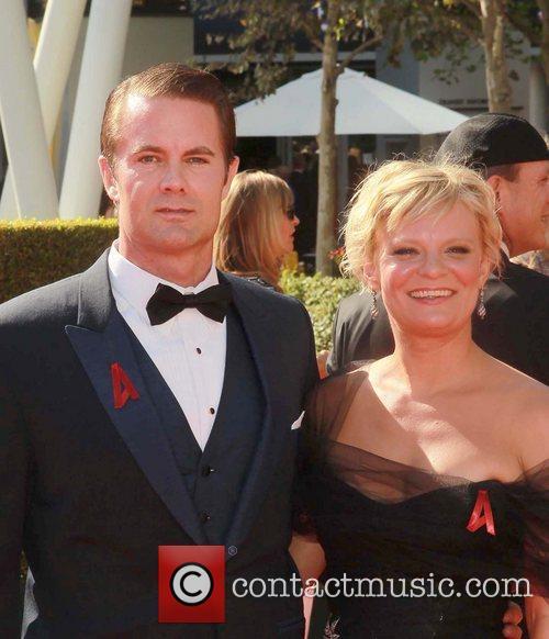 Garret Dillahunt, Martha Plimpton and Emmy Awards 2