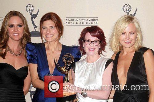 Lake Bell, Malin Akerman and Megan Mullally 3