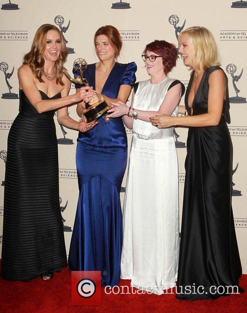 Lake Bell, Malin Akerman and Megan Mullally 4