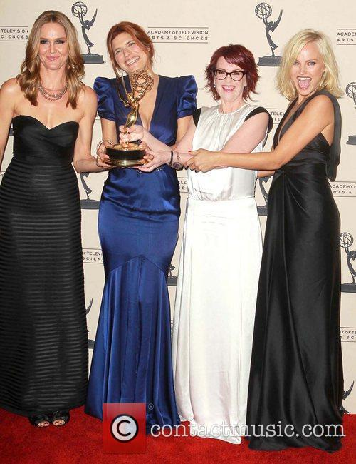 Lake Bell, Malin Akerman and Megan Mullally 7