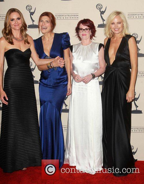 Lake Bell, Malin Akerman and Megan Mullally 8