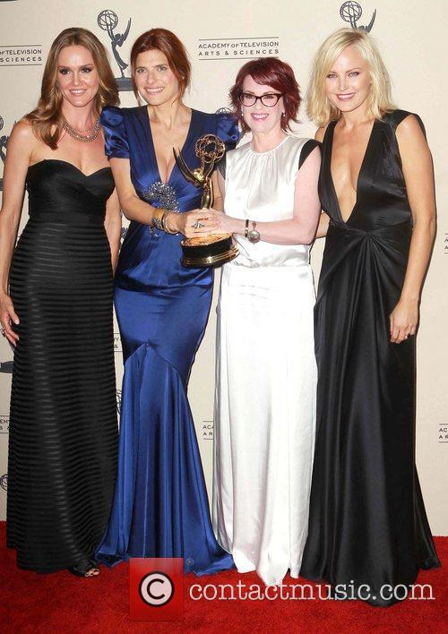 Lake Bell, Malin Akerman and Megan Mullally 1