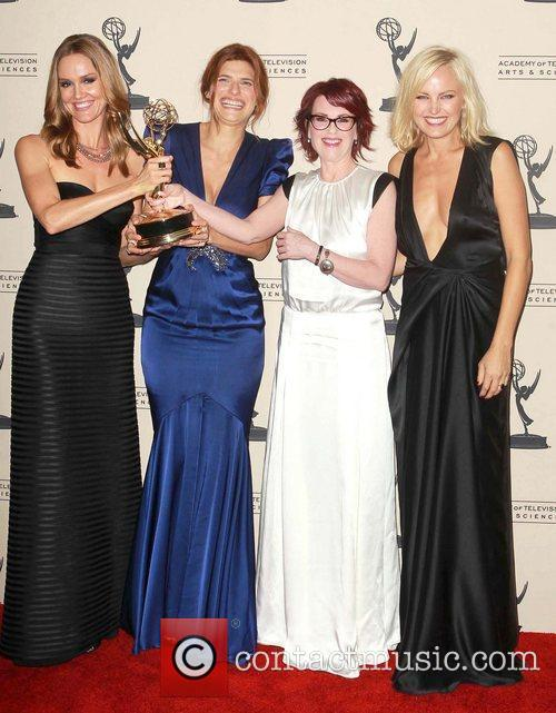 Lake Bell, Malin Akerman and Megan Mullally 11