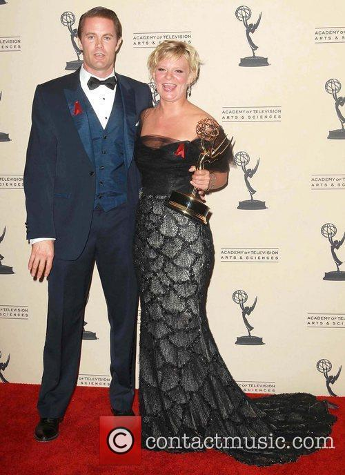 Garret Dillahunt, Martha Plimpton and Emmy Awards 1