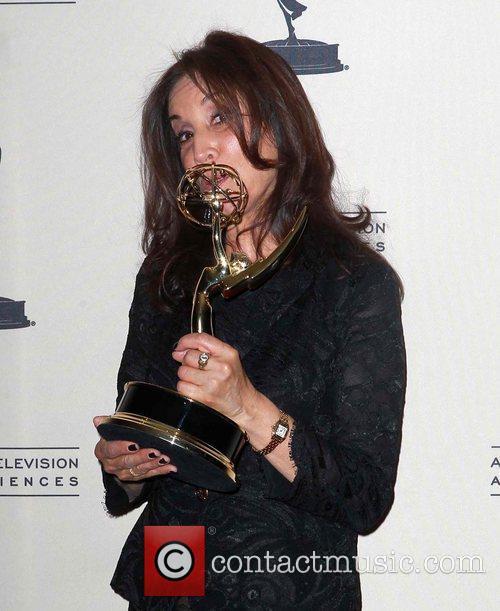 Olivia Harrison   2012 Creative Arts Emmy...