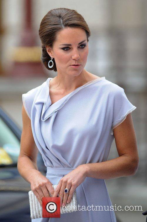 Kate Middleton, Creative Industries Event