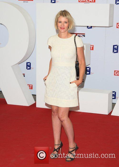 Edith Bowman The UK's Creative Industries Reception supported...