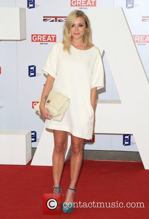 Fearne Cotton The UK's Creative Industries Reception supported...
