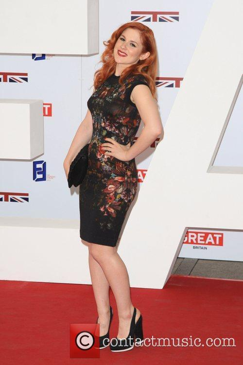 Katy B The UK's Creative Industries Reception supported...