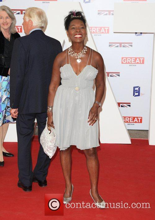 Baroness Floella Benjamin The UK's Creative Industries Reception...