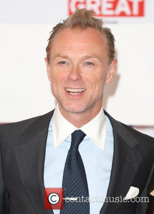 Gary Kemp The UK's Creative Industries Reception supported...