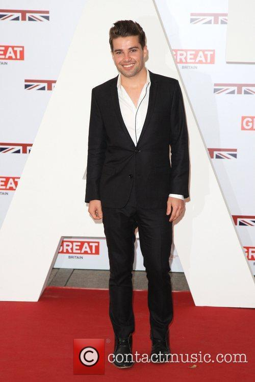 Joe McElderry The UK's Creative Industries Reception supported...