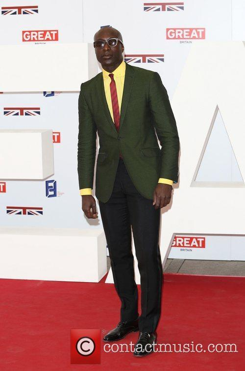 Ozwald Boateng The UK's Creative Industries Reception supported...