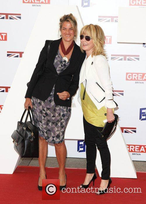 Tracey Emin and Lulu The UK's Creative Industries...