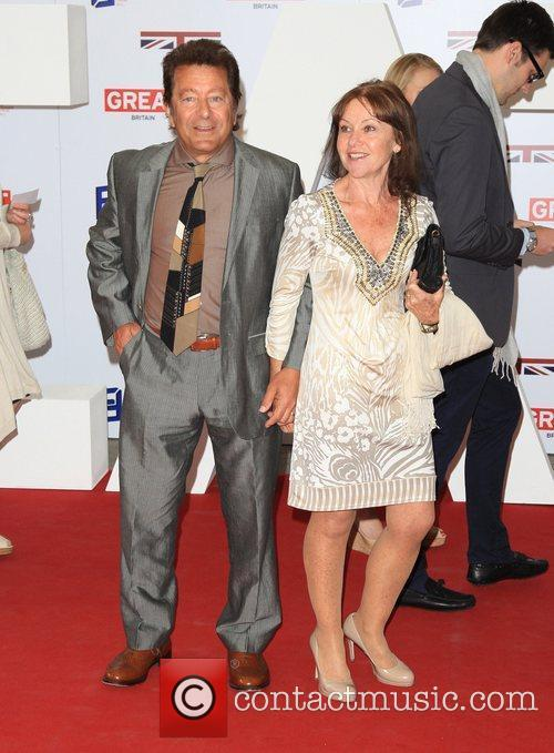 Jeff Wayne and wife The UK's Creative Industries...