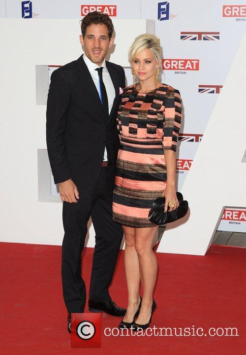 Kimberly Wyatt and Max Rogers The UK's Creative...