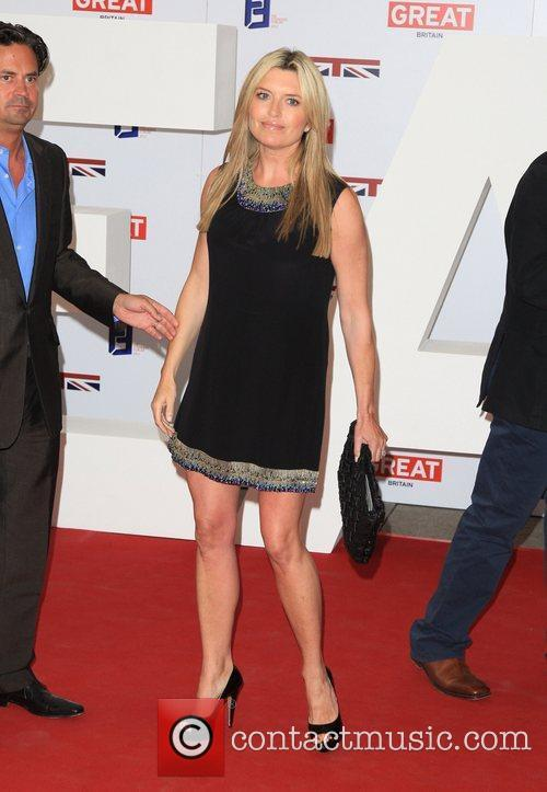 Tina Hobley The UK's Creative Industries Reception supported...
