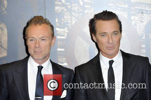 Gary Kemp and Martin Kemp,  at the...